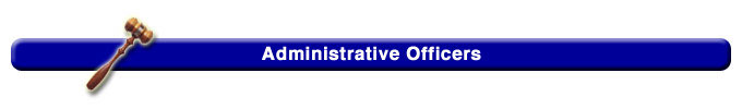 Administrative Officers Title Bar